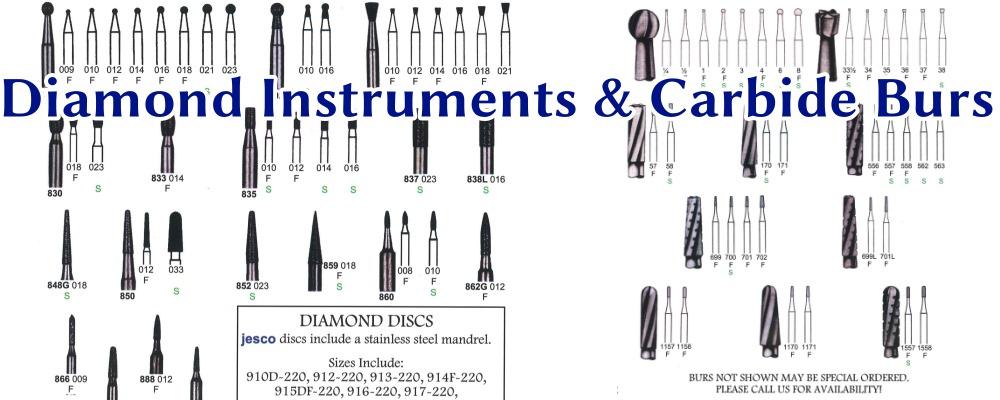instrumentsandburs