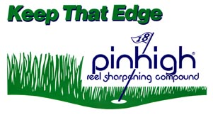 Keep that edge with pinhigh